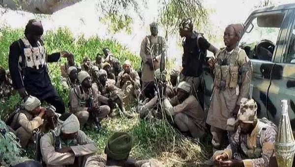 Fresh attack: Boko Haram storm Military Barracks raid Borno Community