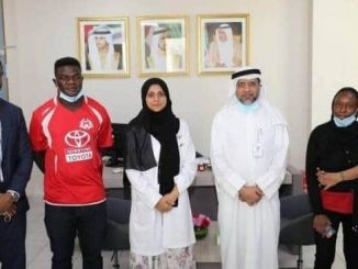 Dubai Prince Clears Hospital Bill Of Nigerian Couple Stranded With Their Quadruplets