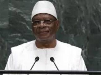 Mali President, Prime Minister has landed in Police Custody