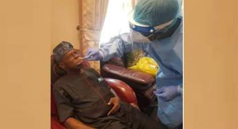 COVID-19: Obasanjo Tests Negative For Coronavirus