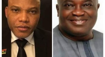Nnamdi Kanu:My Mission is to liberate Igbos from slavery and not to be a King in Abia – Nnamdi Kanu replies Ikpeazu