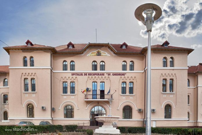 spitalul de recuperare sf. gheorghe