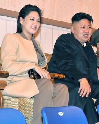 kim jong si hyon song-wol