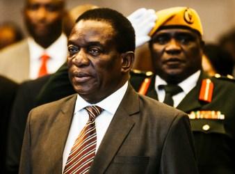 Mnangagwa leaves for United Nations