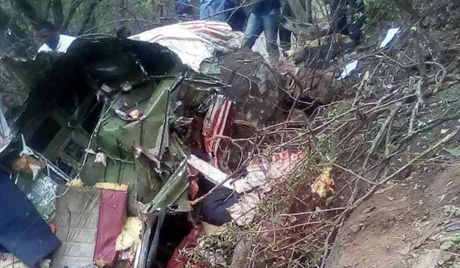 Masvingo plane crash