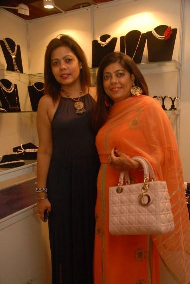 Shahana Mookerjea and Renu Shahnawaz Hussain