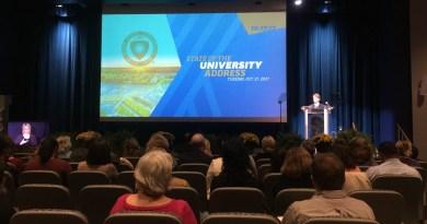 2017 State of the University Address