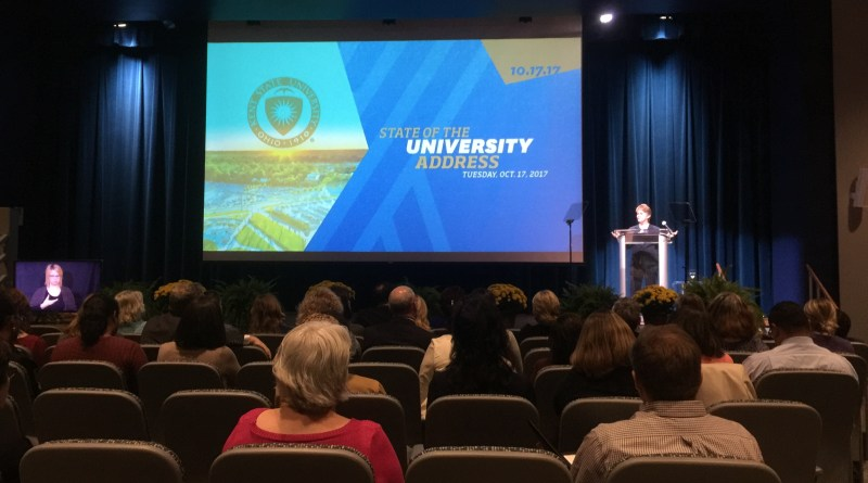 2017 State of the University Address