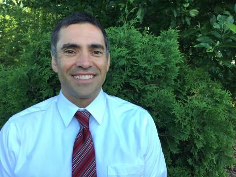 Photo of KRHS Principal Dennis Love
