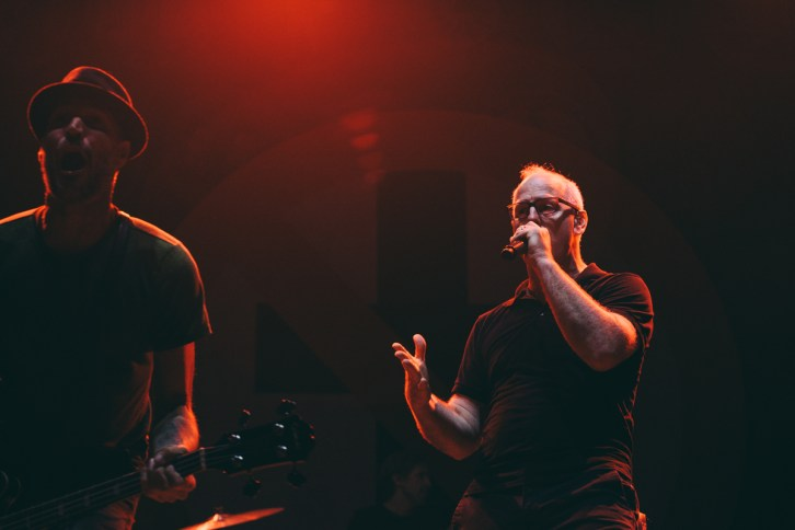 Bad Religion auf dem Chiemsee Rocks 2015 (Photo by Milena Zivkovic)