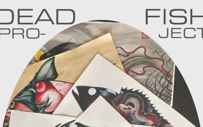 Für Immer – the dead fish art project: Eine Gruppenausstellung mit Fisch