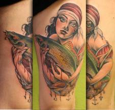 Kristins Lieblingsstücke #4 (Foto: Holy Diver Custom Tattoo)