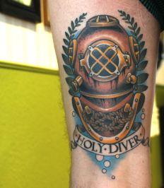 Kristins Lieblingsstücke #5 (Foto: Holy Diver Custom Tattoo)
