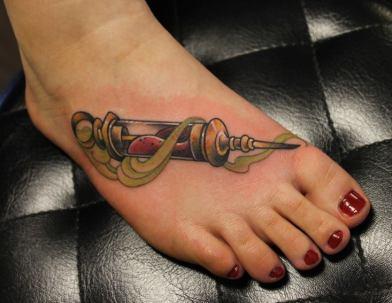 Kristins Lieblingsstücke #9 (Foto: Holy Diver Custom Tattoo)
