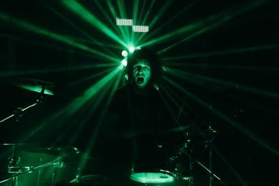 The Hirsch Effekt live (Photoy by Milena Zivkovic)