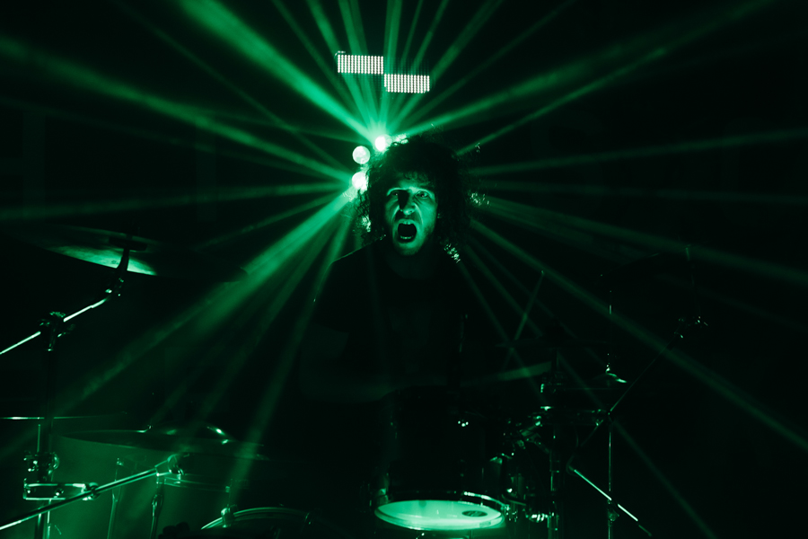Milena on tour: Fotos von The Hirsch Effekt und Steven Wilson
