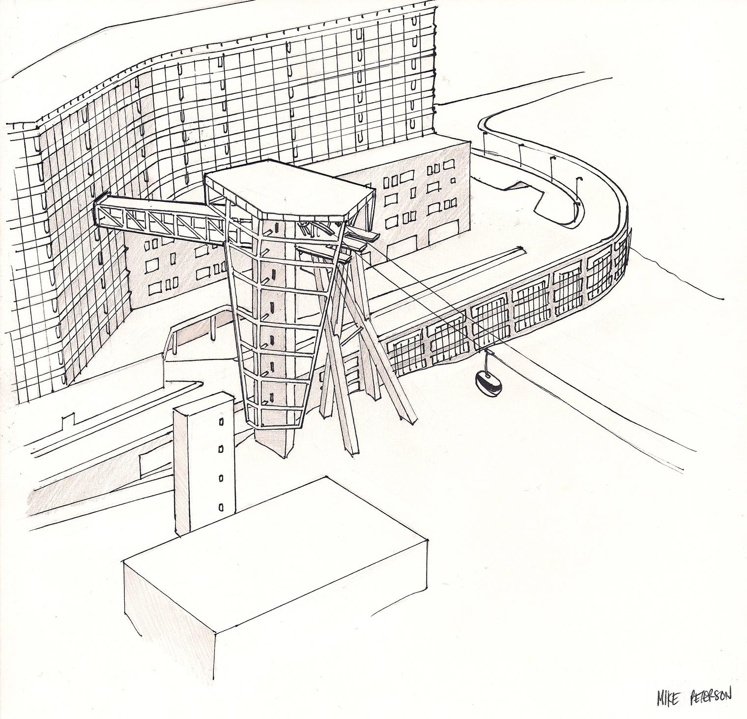 System Center Architecture Diagram