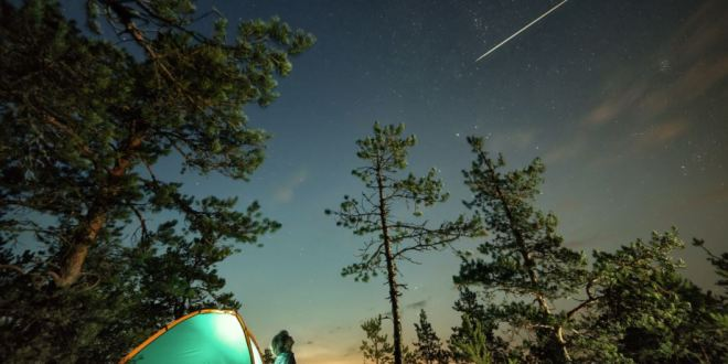 Understanding Falling Stars
