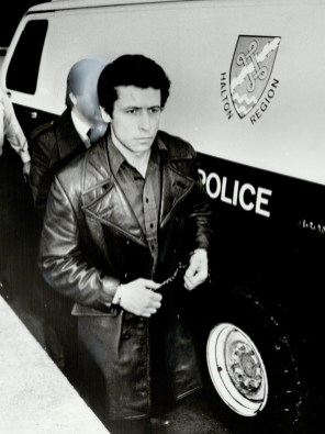 William Rankin was one of the prime suspects in the original Domenic Racco murder trial