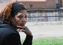 Nelwyn Corley used to work at the hospital in Braddock until it closed from under-use
