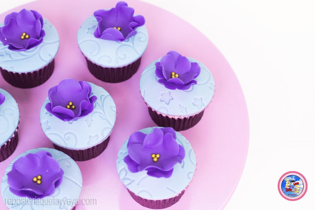 Cupcakes Personalizados Reposteria Queta Y