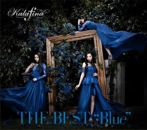 Kalafina「THE BEST Blue」(初回生産限定盤)SECL1532_1533