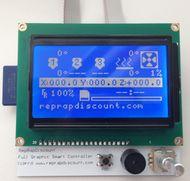 RepRapDiscount Full Graphic Smart Controller  RepRap