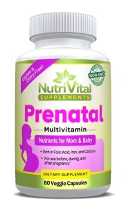 best over the counter prenatal vitamins