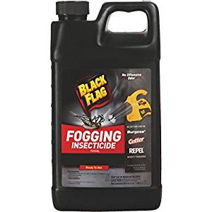 Black Flag Outdoor Fogging Insecticide, 64 oz, Pack of 3