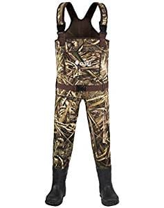 Oakiwear Toddler & Childrens' Neoprene Waterproof Fishing Waders