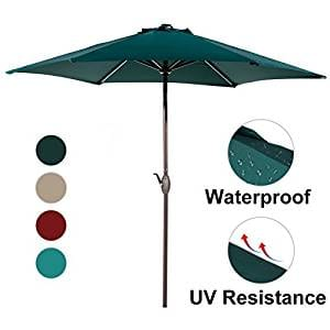 best patio umbrellas