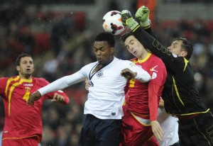 Britain England Montenegro WCup Soccer