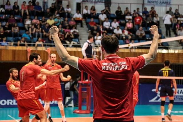 crna gora spanija odbojka svjetska liga 13