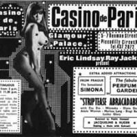 Gallery: The Casino De Paris Striptease Club