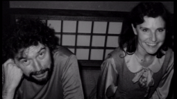 Alain and Catherine Robbe Grillet