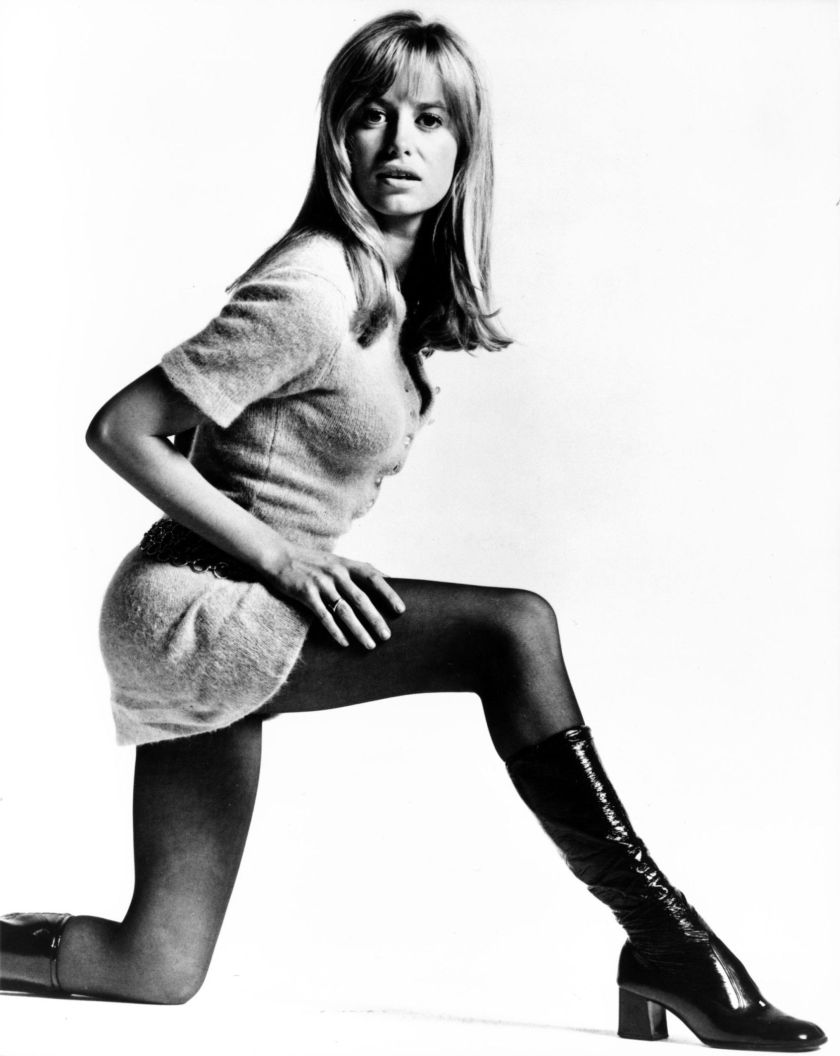 susan-george-all-neat-in-black-stockings-3