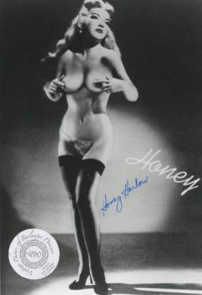 Honey Harlow