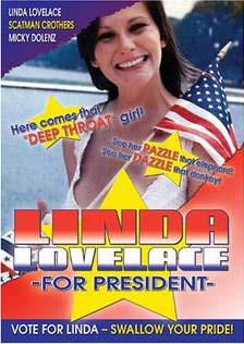 LindaLovelaceForPresident