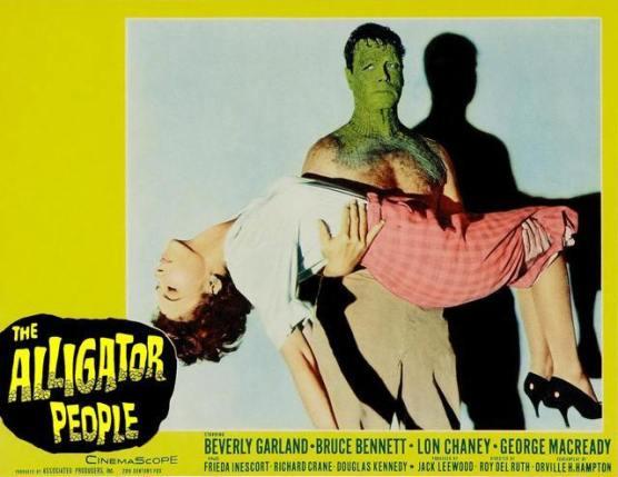 Alligator-People