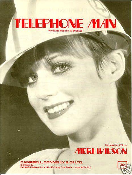 meri wilson telephone man