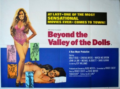 BEYOND+THE+VALLEY+OF+THE+DOLLS+-+UK+Poster