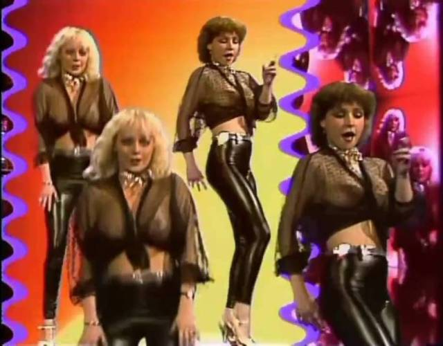 Gogo-tänzerinnen musikladen Re: Die