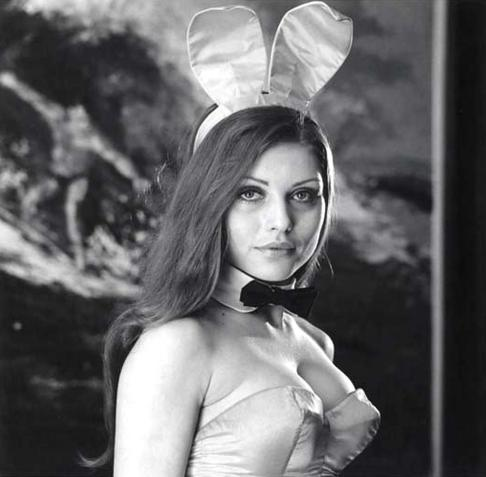 """This undated handout photo courtesy of Playboy shows Debra Harry during her stint as a Playboy """"bunny"""" before she became a star with the band """"Blondie"""" Fifty years after Hefner launched Playboy and a sexual revolution, the pop culture icon is moving to re-invent its 'Swinging 60s' image for a new generation of pleasure seekers. From an idea born on Hefner's Chicago kitchen table, Playboy has become a huge business empire and one of the world's most recognizable brands. With its centre-fold pinups, the magazine has evolved from what was regarded as smut into a glamor publication that Sharon Stone, Cindy Crawford and Kim Basinger and other stars clamored to pose nude for. Playboy will be celebrating its 50th Anniversary this December. AFP PHOTO/HO (Photo credit should read PLAYBOY/AFP/Getty Images) DCA95"""