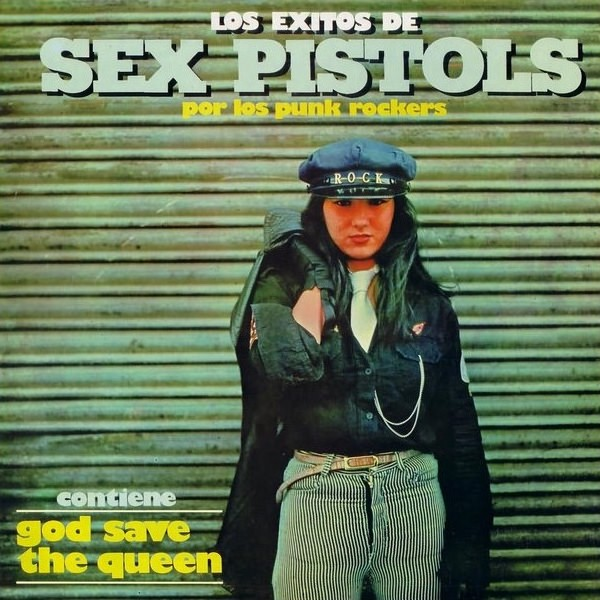 los-punk-rockers-sex-pistols