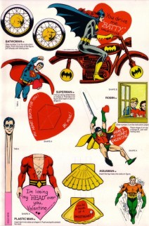 DC stickers 2