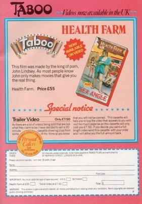 taboo-health-farm-ad
