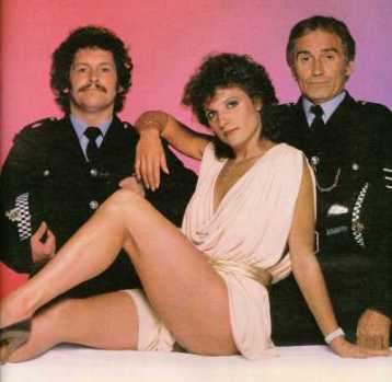 Cannon and Ball and Suzanne Danielle