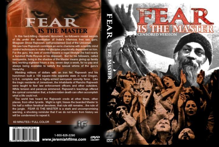 fearisthemaster