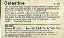 celestine-go-label