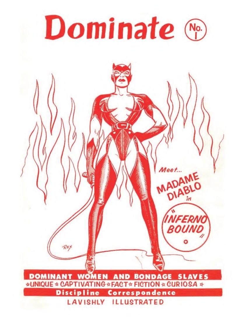 Dominate Magazine No. 1